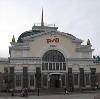 Железнодорожные вокзалы в Венгерово