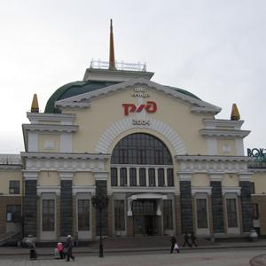 Железнодорожные вокзалы Венгерово